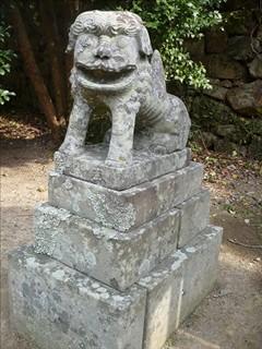 狛犬(阿)