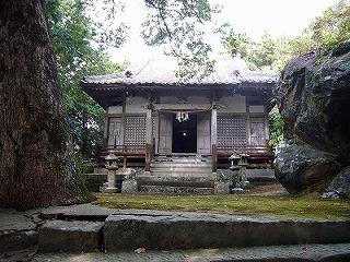猪之木町 石神神社