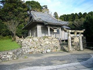 大開 柳坂神社