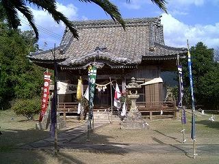 久賀町 折紙神社