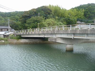 久賀町の橋