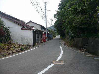 久賀町の商店