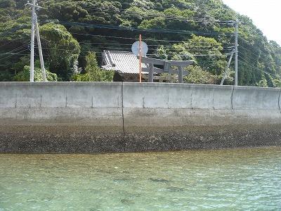 現在の田ノ浦神社