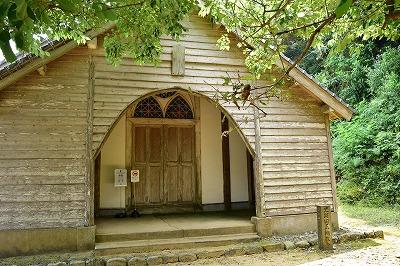 旧五輪教会堂