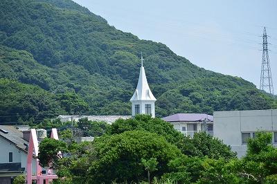 奈留教会堂