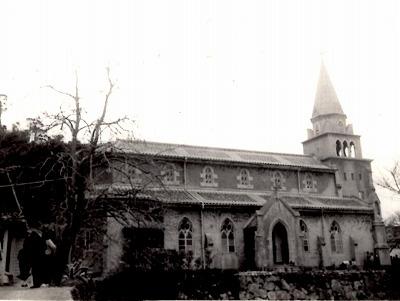 昭和40年頃の浜脇教会