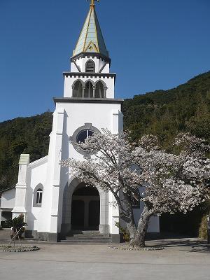 浜脇教会堂