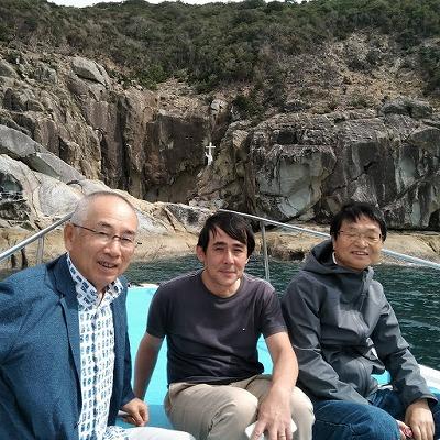 若松島・キリシタン洞窟