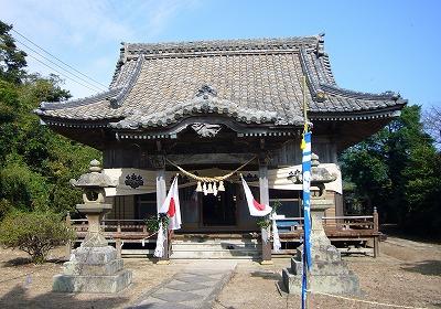 久賀・折紙神社