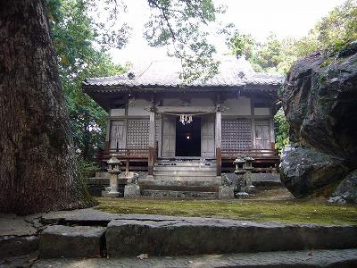 猪之木・石神神社