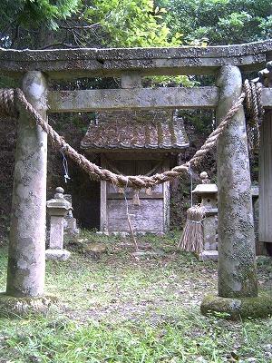 蕨・金毘羅神社