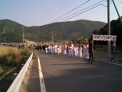 2004年殉教祭