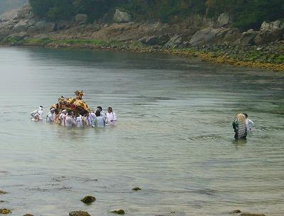 2008年蕨神社例大祭