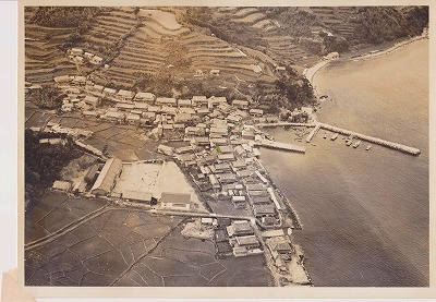 昭和41年11月7日蕨航空写真