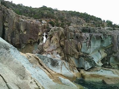 若松キリシタン洞窟