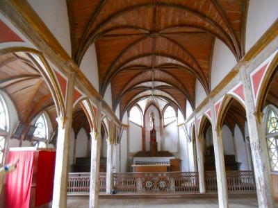 教会堂内部