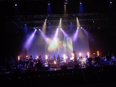 AHBO Xmas Live リハーサル風景