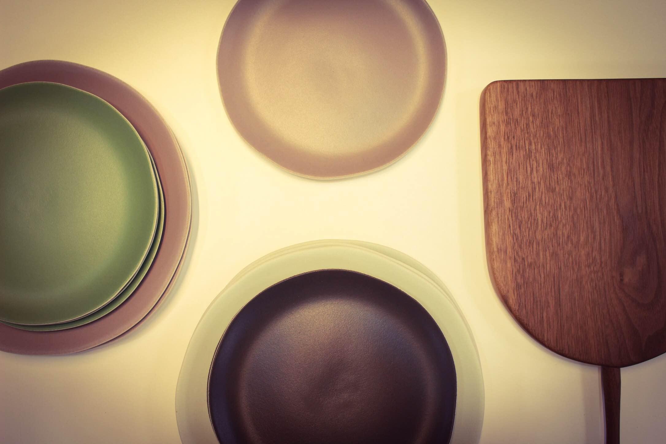Jars Jardin de maguelone 皿