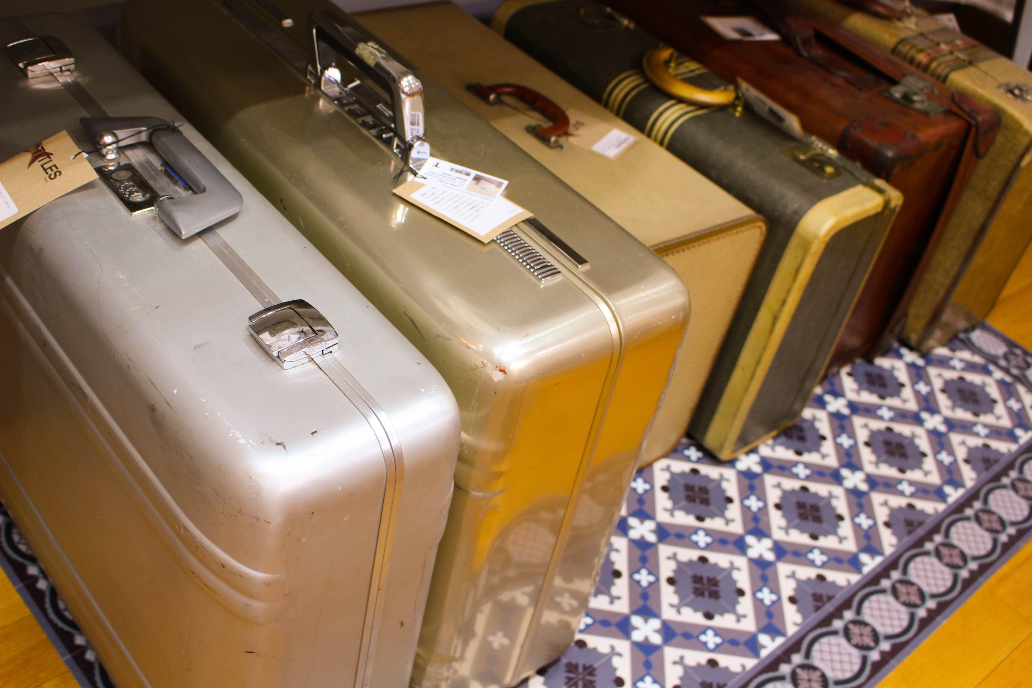 ヴィンテージ雑貨 トランク