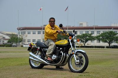 Kawasaki製バイク