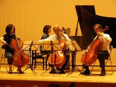 チェロ三重奏