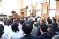 献堂40周年記念聖会