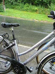 シグリゲット・自転車