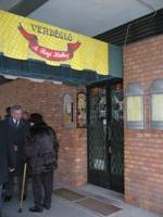 ハンガリー・セゲドレストラン