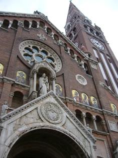 ドーム教会・ハンガリー