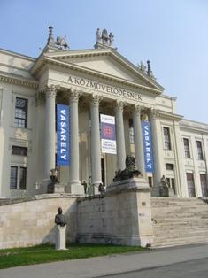 モーラ美術館・ハンガリー