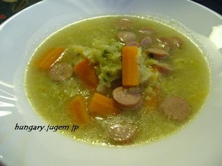 フランクフルトスープ