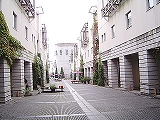 リゾナーレ 回廊