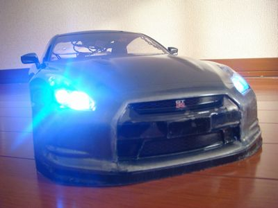 LED front