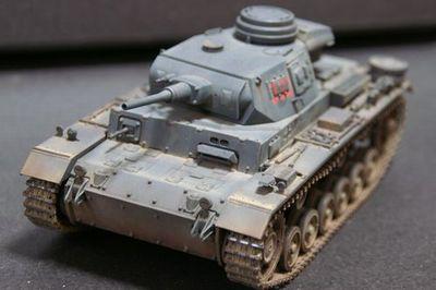 PzKpfw.III, Ausf.H 完成1
