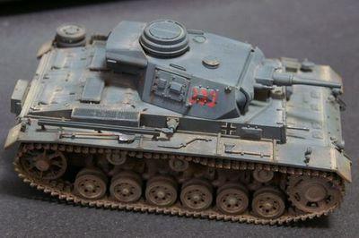 PzKpfw.III, Ausf.H 完成2