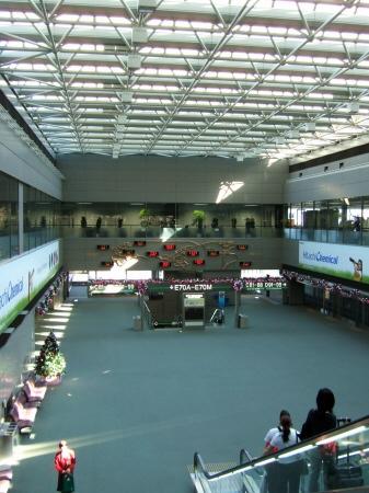 成田空港第2旅客ターミナル:スペイン旅行記