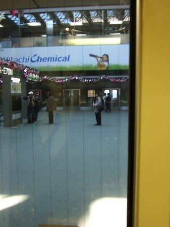 成田空港第2旅客ターミナルサテライトへの連絡用電車連絡用シャトルシステム:スペイン旅行記