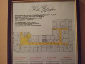 スペインマドリードマドリッドホテルウエリントンウェリントンHOTEL WELLINGTON五つ星ホテル