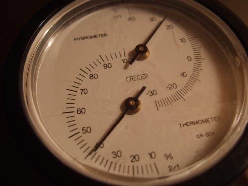 スペインマドリードマドリッドホテルウエリントンウェリントンHOTEL WELLINGTON五つ星ホテル室内気温温度湿度室温