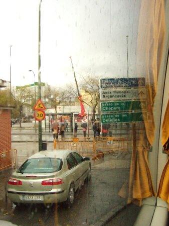 スペインの首都マドリードマドリッド