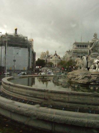 シベーレス広場シベーレス公園シベーレスの噴水