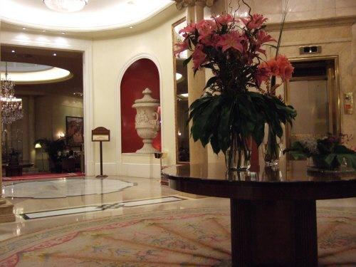 マドリッド、ホテルウエリントンホテルmadrid hotel wellington