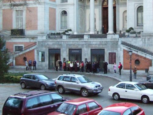 Espana España(エスパーニャ)SPAIN MADRIDマドリッドマドリードプラド美術館Museo del Prado