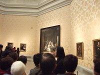 世界三大美術館、世界四大美術館Espana España(エスパーニャ)SPAIN MADRIDマドリッドマドリードプラド美術館Museo del Pradoベラスケス「ラス・メニーナス」官女たち