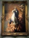 Espana España(エスパーニャ)SPAIN MADRIDマドリッドマドリードプラド美術館Museo del Pradoムリーリョの無原罪の御宿り