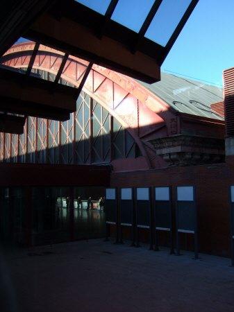 Espana España(エスパーニャ)SPAIN MADRIDマドリッドマドリードアトーチャ駅Vieja Estacion de Atocha