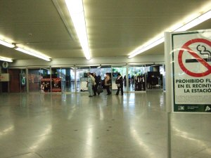 Espana España(エスパーニャ)SPAIN MADRIDマドリッドマドリードアトーチャ駅Vieja Estacion de Atocha駅舎内駅構内