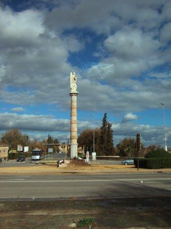 Espana España(エスパーニャ)SPAIN コルドバcordobaコルドバアルカサル通り