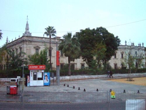 España(エスパーニャ)SPAINフラメンコの本場セビリヤへSEVILLAセビリアセビージャセビーリャの風景景色町並み街角