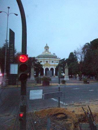 España(エスパーニャ)SPAINフラメンコの本場セビリヤへSEVILLAセビリアセビージャセビーリャの風景景色町並み